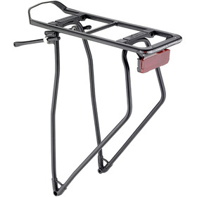 "Racktime I-Valo Deluxe Bike Rack 26"" black"